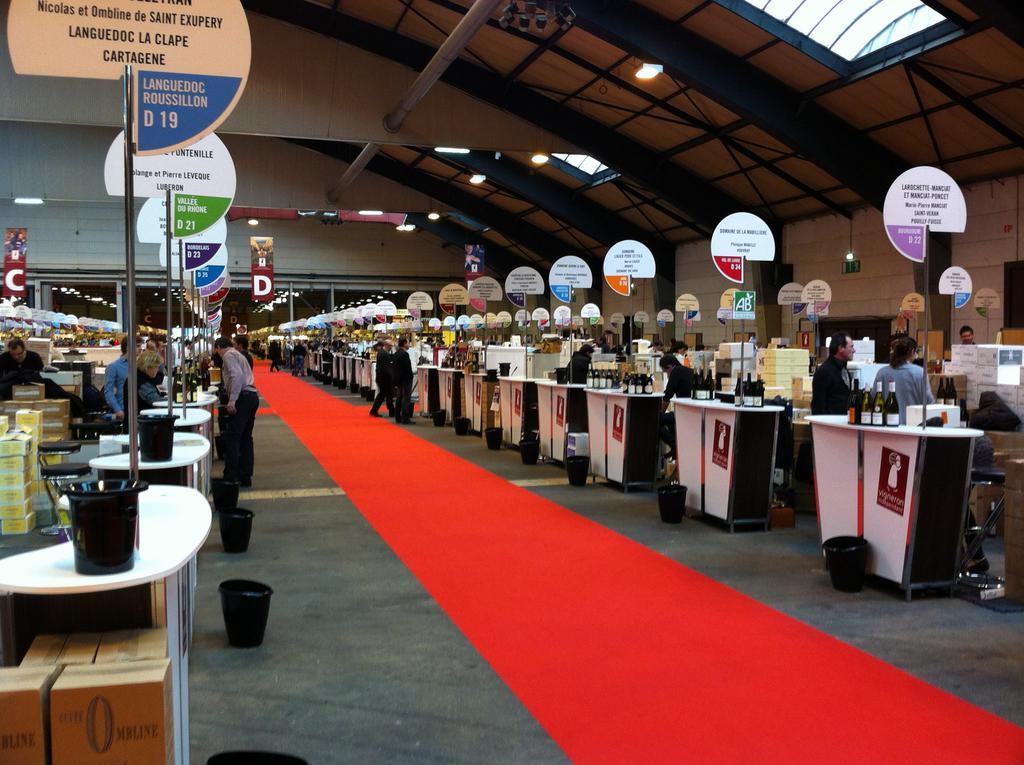 Actualit s salons closerie de chanteloup - Salon des vignerons independants rennes ...